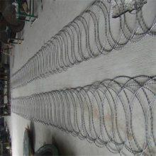 刀片刺绳围网 刀片刺绳价格 沈阳刺线护栏