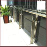 金聚进 室外不锈钢楼梯栏杆扶手DW5E,城市阳台不锈钢栏杆扶手制作现场