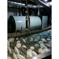 餐具消毒使用用祈雅典CLHS-0.54生物质热风热水炉生物质餐具消毒炉