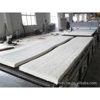 硅酸铝陶瓷纤维喷吹毯 加热炉衬里维修保温隔热专用