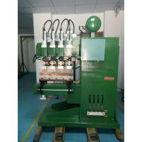 山东正华双模具双料架网片养殖笼自动多头排焊机