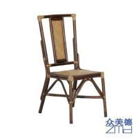 深圳餐厅家具定制火锅店餐椅现代美式餐椅高级餐椅