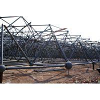球形网架生产厂家 网架多少钱一吨 找江苏东吴网架