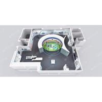 数字多媒体展示 多媒体沙盘 三维电子联动沙盘 电子沙盘 可视化管理