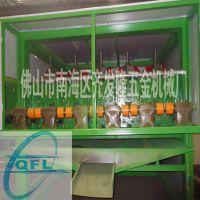 不锈钢拉丝机 各种板材表面拉长丝纹加工处理 齐发隆机械设备