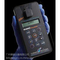 供应北京双通道便携式测油仪美国特纳TD-500D