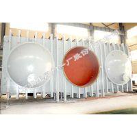 供应石家庄阀门一厂环球牌液动封闭式盲板阀 (FCF744X-1.0 DN600-3800)