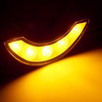古建筑亮化灯具高显指瓦楞灯24v6w投光灯户外亮化工程项目专用品牌华亮星