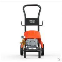 大功率自吸两用洗车机亿力商用电动高压清洗机YLQ7520G