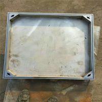金聚进 供应700*700*80 304不锈钢隐形井盖,装饰铺装井盖质量无忧