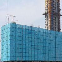 建筑施工爬架网高层脚手架楼层建筑提升架爬架网厂家直销