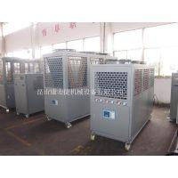 风冷式冷水机,风冷式制冷机组-工业生产控温制冷设备