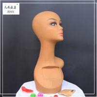 九鼎晟鑫 女款 欧美风 假发展示道具 精品头模 厂家大量供货