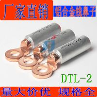 铝合金线鼻子 35平方铝合金电缆线鼻子 DTL-2-35圆头铝合金线鼻子-上炬