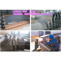 工字钢弯拱机操作规程/ 液压型钢冷弯机