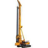 大口径徐工XR460旋挖钻机出租 旋挖施工准备