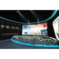 如何利用多媒体让企业展厅更具有科技感