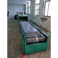 锋易盛厂家加工 烘道流水线 塑胶产品喷油线 隧道炉丝印线 烤漆网带线