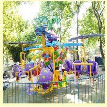 中型儿童游乐设备厂家直销登月飞车户外游乐场设施