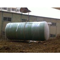 玻璃钢生活废水处理设备安装