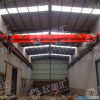 扬州LDA电动单梁桥式起重机搬迁改造-起重汇