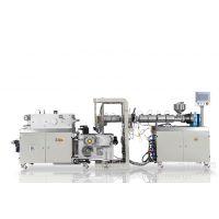 小型流延机 实验室流延膜机 小型流延膜机 实验室流延机 lab-extrusion.cn