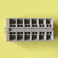 微型弹簧端子 小型接线端子排 快速接线体积小 替代速普wago万可264