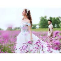 婚纱照是唯美的爱情记忆