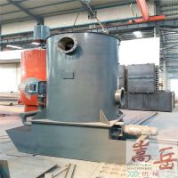 新疆和静新型环保无污染煤气发生炉 大型冶金双段式煤气发生炉