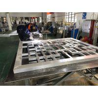买雕刻外墙铝单板 试试德普龙烧焊铝窗花