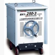 100%正品上海通用电焊机BX1-3动铁芯式交流弧焊机BX1-250-3