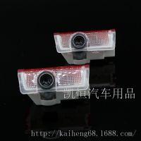 高亮奔驰迎宾灯E260L A级B级C级E级S级 ML350专用车门镭射灯改装
