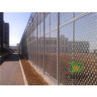 刺铁丝隔离网##西昌3*3m监狱护栏##热镀锌银白色围网定制