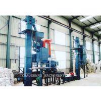 济南覆膜砂生产线 设备流水线厂家 铸造业用覆膜砂生产设备