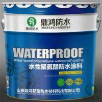 水性聚氨酯防水涂料多少钱鼎鸿
