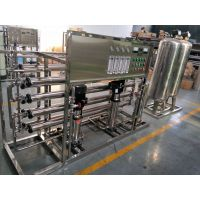 山东三一厂家销售2T-10T纯净水设备 300桶大桶水 2000-800每小时小瓶水灌装