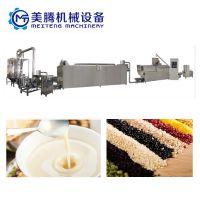 济南双螺杆膨化营养粉设备 生产线