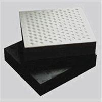 矩形四氟板式橡胶支座 陆韵 板式橡胶支座 刚度和强度的要求
