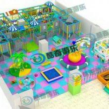 淘气堡儿童乐园室内小型游乐场玩具设施厂家定制