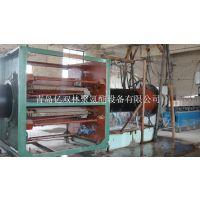 一步法管道保温生产线_PE管挤出机设备_管道保温生产线
