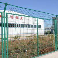 焦作场地隔离网围栏 桃型柱铁丝网围栏 浸塑绿色护栏网厂家