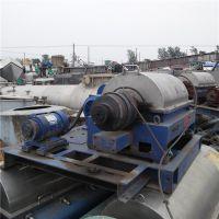 出售二手日本TOMOE224卧螺离心机 回收二手离心机