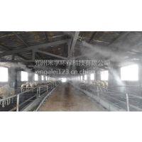 喷雾降温设备-米孚科技