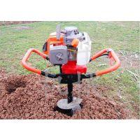 小型单人可操作的挖坑机 动力强劲钻眼机 大功率铲头式起树机