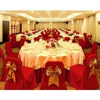 天津会议室桌布定做酒店餐厅会所台布口布椅子套会展印字桌布桌套