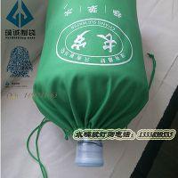 郑州定做水桶布袋礼品布袋样品免费