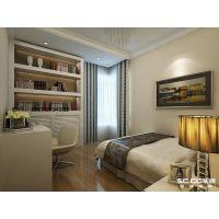 开放式大厅设计,中欧国际城125平三居室简欧装修