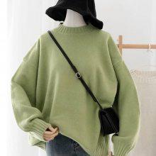 广州便宜女装毛衣低价清仓韩版时尚女装羊毛衫地摊货批发女士毛衣针织外套