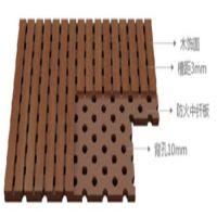 黄石办公室防火 环保木质吸音板厂家