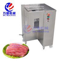 中型多功能切肉机 切猪肉丝机 不锈钢切牛肉片机 肉类切丁机
